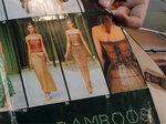 竹のドレス!